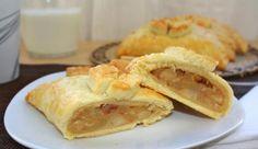Relleno para empanadas de manzana