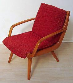 1 Sessel Lounge Chair Molliperma  BSA Bertram Schrot Allendorf Design M. Breuer
