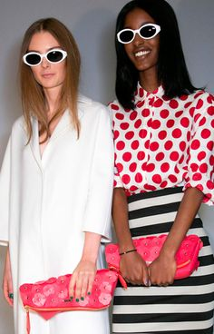 Sairey Selects spots and stripes :: Spring women's fashion trends 2014 :: Cosmopolitan UK