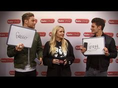 Who's Most Likely To with Cameron Fuller and Gregg Sulkin | Radio Disney