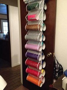 Great vinyl storage idea. @Laura Jayson Jayson Jayson McCall