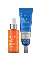 Power Couple: RESIST C15 + RESIST Super Antioxidant Serum