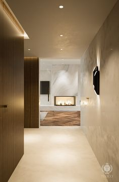 tolicci, luxury modern corridor, light, lamp, italian design, interior design, luxusna moderna chodba, svetlo, svietidlo, taliansky dizajn, navrh interieru Luxury Living, Living Room Designs, Bathtub, Interior Design, Bathroom, Modern, House, Corridor, Home Decor