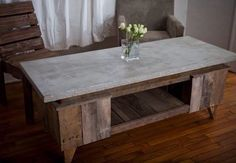 Cement Coffee Table Top