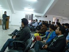 Tula's Institute Engineering College in Dehradun conducts various seminars and webinars to keep students updated with latest trend and technology of the corporate world.