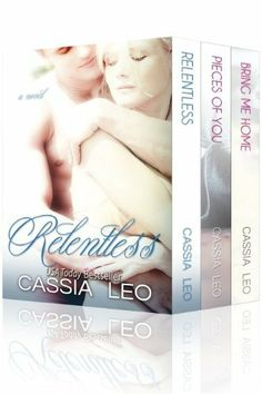 Shattered Hearts Trilogy Boxed Set by Cassia Leo