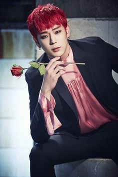 rose - himchan