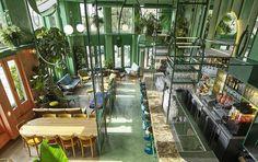 Gallery of Bar Botanique Cafe Tropique / Studio Modijefsky - 6