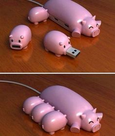 Cute flash drive!