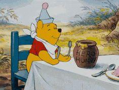 Winnie Winnie The Pooh GIF - Winnie WinnieThePooh Hungry - Discover & Share GIFs