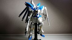 """Hi-nu gundam"" by Piggy brother: Pimped from Flickr"