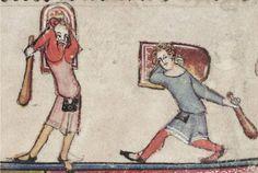 Romance of Alexander Fol 091r, 1338-44, Jehan de Grise and his workshop