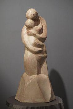 Original Women Sculpture by Daniel Graham Abstract Sculpture, Sculpture Art, Asian Sculptures, Plaster Art, Other Mothers, Cast Stone, Mother And Child, Figurative Art, Graham