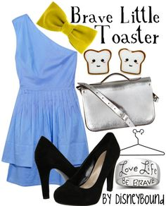 Brave Little Toaster!!