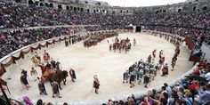 Las Arenas de Nîmes. | Matemolivares