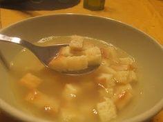Ricetta della zuppa imperiale dalla cucina bolognese | Ricette di ButtaLaPasta