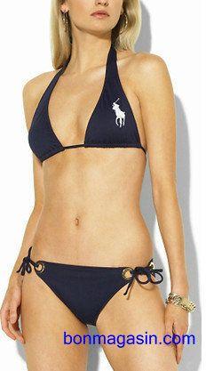 eb08353538a Vendre Pas Cher Femme Ralph Lauren Bikini F0018 En ligne En France. Ralph  Lauren Shop