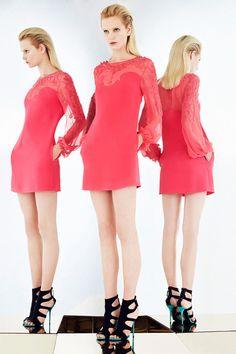 Emilio Pucci Resort 2014 // red carpet prediction: taylor swift