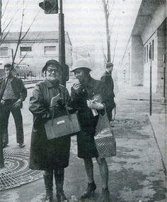 Tove Jansson and Tuulikki Pietilä in France 1968