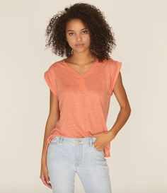Buy Sanctuary clothing online in Canada at GraceTheBoutique.com. Free shipping in Canada over $100. V Neck Tee, Canada, Free Shipping, Boutique, Store, Friends, Spring, Tees, Clothing
