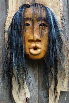"""""""Luahine"""" Hawaiian Wise Woman -"""