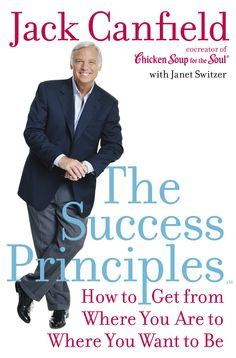"""The Success Principles"" by Jack Canfield"