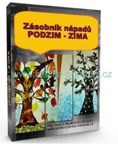 ZÁSOBNÍK 61 VV a PV nápadů PODZIM - ZIMA Broadway, How To Plan, Education, Onderwijs, Learning