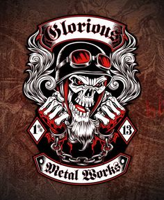 Pin by Hilton E Gurfinkiel on Skulls Bild Tattoos, Body Art Tattoos, Tattoo Drawings, Garage Art, Shirt Print Design, Metal Mulisha, Hippie Art, Motorcycle Art, Native American Art