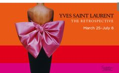 DAM's Yves Saint Laurent 'The Retrospective' exhibit