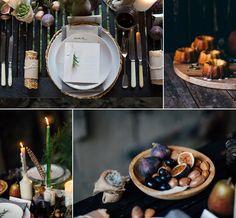 Wild Heritage: A Laid Back Scandi Glamour and Autumn Inspired Shoot | Love My Dress® UK Wedding Blog