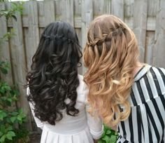pretty hairstyles for confirmation - Google Search