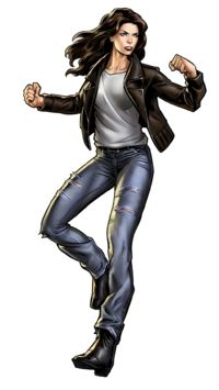 Jessica Jones Avengers Alliance - Visit to grab an amazing super hero shirt now on sale! Jessica Jones Comic, Marvel Dc Movies, Marvel Characters, Book Characters, Marvel Comics Art, Marvel Heroes, Marvel Defenders, Marvel Avengers Alliance, Marvel Girls