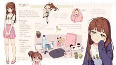 Meme - Meet the artist by Hyanna-Natsu on DeviantArt Sketch Inspiration, Character Design Inspiration, Hyanna Natsu, The Ancient Magus Bride, Sad Art, Human Art, Cartoon Art Styles, Anime Sketch, Meet The Artist