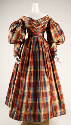 The trials and tribulations of an over-enthusiastic seamstress learning to create period-correct historical items and fashions