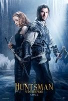 The Huntsman: Winter's War Release : 22 April 2016 Screenwriter: David Koepp Cast: Chris Hemsworth Charlize Theron Emily Blunt Jessica Chastain Nick Frost Companies: Universal Pictures Genre : Action, Sequel Action Movie Poster, Action Movies, Hd Movies, Film Movie, Movie Posters, 2016 Movies, Films, Huntsman Movie, Trailer Song