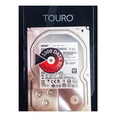 We just recovered 99.9999% of the sectors on this drive for $300! Check us out at www.300DDR.com #Touro #HardDrives #DataRecovery #300DDR #LosAngeles #StudioCity