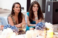 Parides Official Website, Our Parides Dresses on The Real Housewives of beverly hills episode 5 Bravo tv Bikini And Wedges, Brandi Glanville, Kyle Richards, Lisa Vanderpump, Bravo Tv, Housewives Of Beverly Hills, Real Housewives, Reality Tv, Housewife