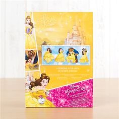 Disney Princess Belle Colourful Creations