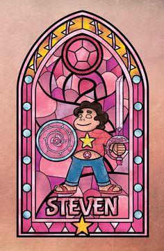And Steven! by Byakko-777