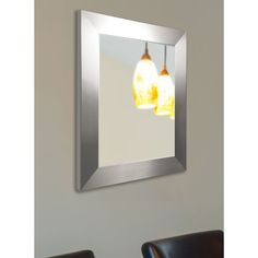 American Made Rayne Wide Wall Mirror