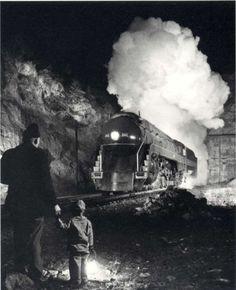 Rail Photographs by O. Winston Link