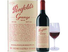Las 10 Mejores Marcas de Vino Tinto. - ★ via : Top 100 arena Blog. #Número1, Penfolds. #vinoTinto de los mejores vinos para hacer SANGRÍA