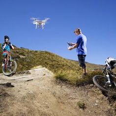 Tech: How This New Drone Can Track Your Every Move