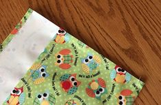 How to Sew Reusable Sandwich Bags – Craft Picnic