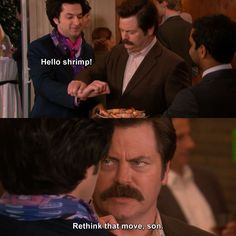 Parks and Recreation - Ben's Parent Parks And Recreation Ben, Parks And Rec Ron, Parks And Rec Quotes, Tv Show Quotes, Jean Ralphio Quotes, Parcs And Rec, Movie Shots, The Fault In Our Stars, Funny Relatable Memes