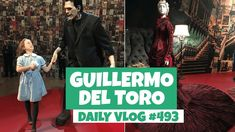 Exposição do Guillermo del Toro no AGO Toronto | DAILY VLOG #493 https://youtu.be/Gf60FF1577Y