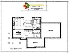 Wild Magnolia Acres Lower Level Floor #KCHomeDesign #NewConstruction #CustomDesign #Architecture #ArtisanHome #Artisan #DreamBig #Design #ArtisanDesign