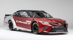 NASCAR Race Car Inspired By 2018 Toyota Camry The newest 2018 Toyota Camry was launched on Monday at the North American International Auto Show in Detroit. It will be a part of competition next month during Daytona Speedweeks. According to Ed Laukes, Vice President of Integrated Marketing Operations for Toyota Motor Sales (TMS), USA,...