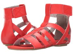 These colorful sandals are the bold touch you've been looking for to pair with all of your denim. Be the style star you've always wanted to be. Michael Antonio Darris at 6pm.com