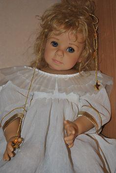Ангелы... Алиса (Alice) от Elisabeth Lindner / Куклы Gotz - коллекционные и игровые Готц / Бэйбики. Куклы фото. Одежда для кукол